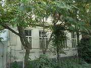Дом из жженного кирпича
